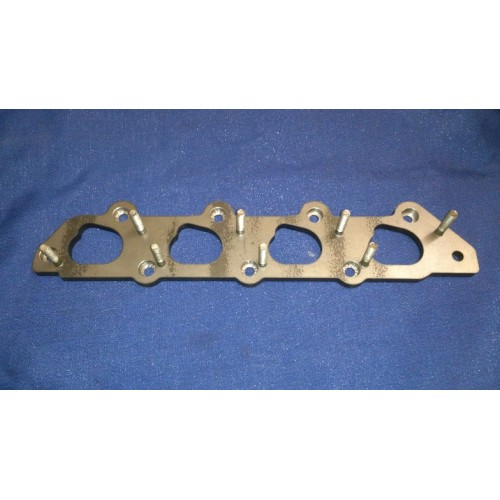Ford 1.6 1.8 2.0 ZETEC to CVH Exhaust Manifold Adapter Plate