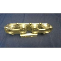 Ford ZETEC E Inlet Manifold Inlet Manifold to Suit Jenvey's or DCOE's