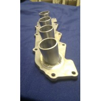 Ford ST170 Inlet Manifold Suit Re-Spaced GSXR Throttle Bodies