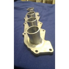 Ford Zetec E Inlet Manifold Suit Re-Spaced GSXR Throttle Bodies