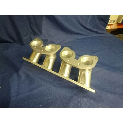 Ford Pinto Inlet Manifold Inlet Manifold to Suit Twin Weber IDF Downdraft Carburettors
