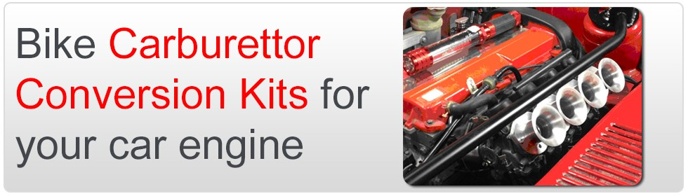 Bike Carburetor Conversion Kits