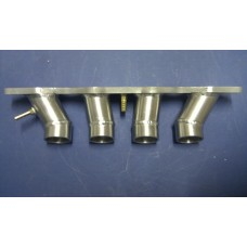 Ford Crossflow Inlet Manifold for ZZR600 Carburettors