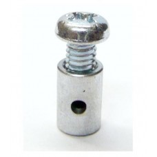 Solderless Nipple for Throttle/Choke Cable, 6mm